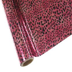 StarCraft Electra Foil - Pink Leopard