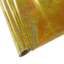 StarCraft Electra Foil - Holographic Gold Sequins