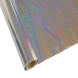 StarCraft Electra Foil - Silver Sequins