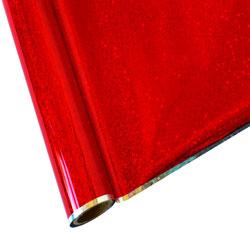 StarCraft Electra Foil - Red Glitter