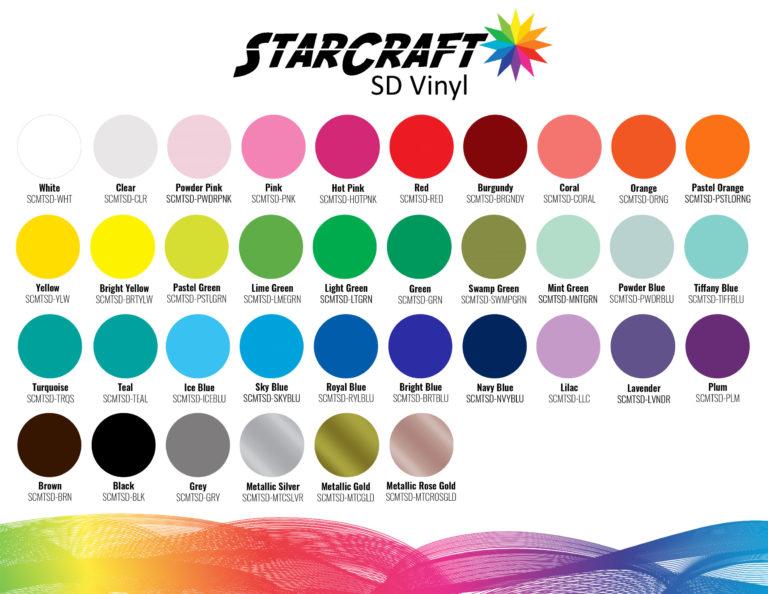 STARCRAFT SD VINYL