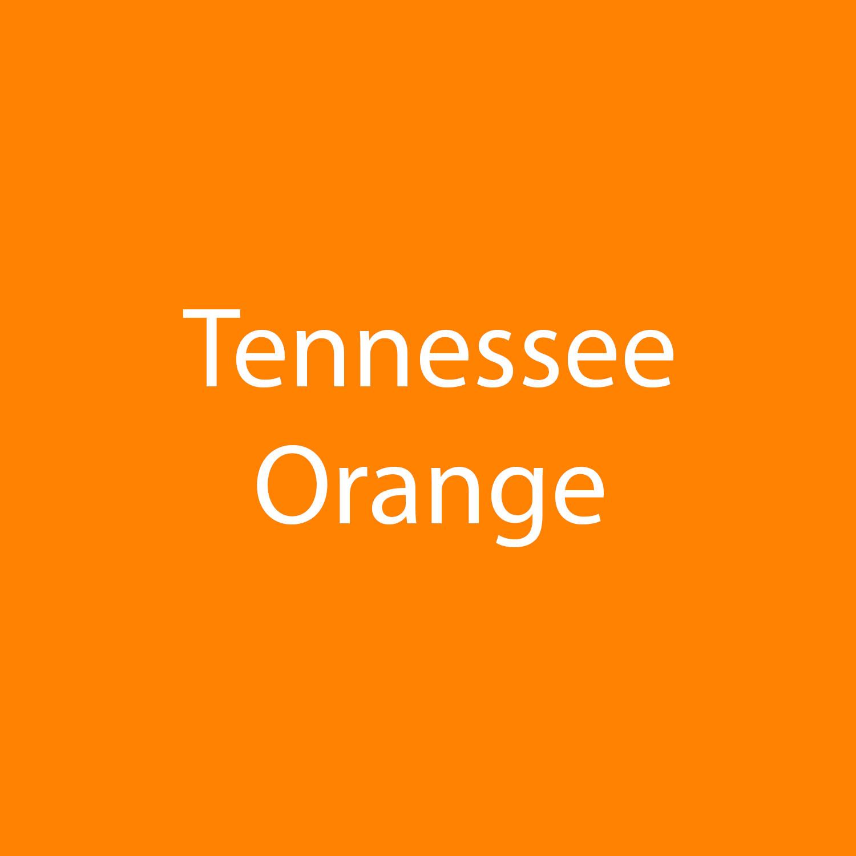 StarCraft SoftFlex HTV - Tennessee Orange