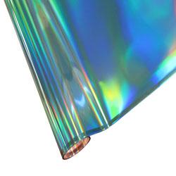 StarCraft Electra Foil - Blue Holographic Rainbow