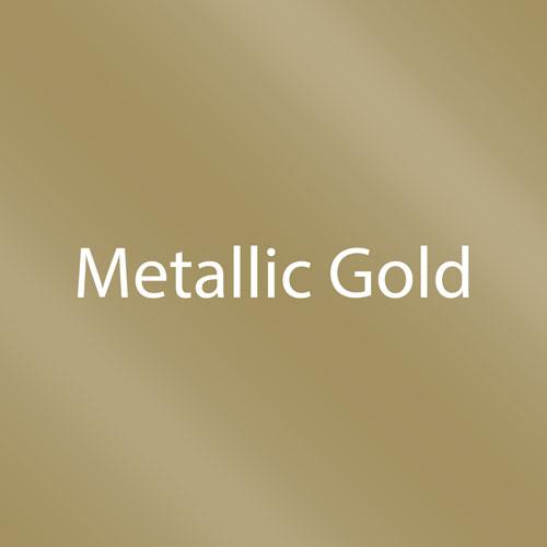 StarCraft HD Matte Permanent Vinyl - Metallic Gold
