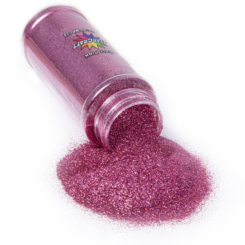 StarCraft Glitter - Metallic - Bali Pink