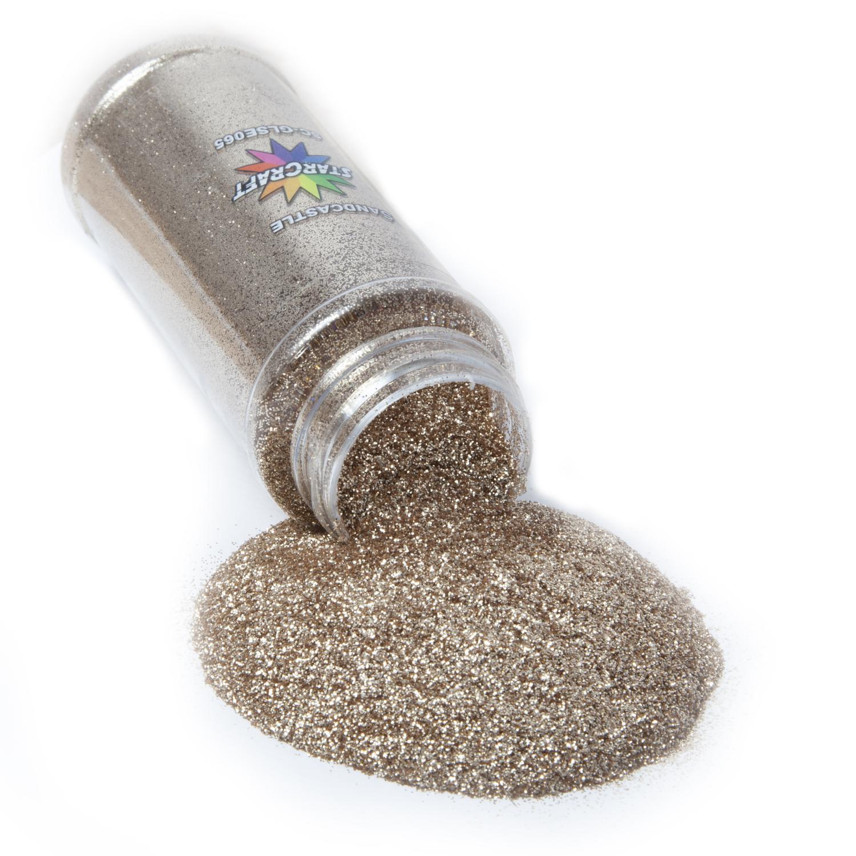 StarCraft Glitter - Metallic - Sandcastle