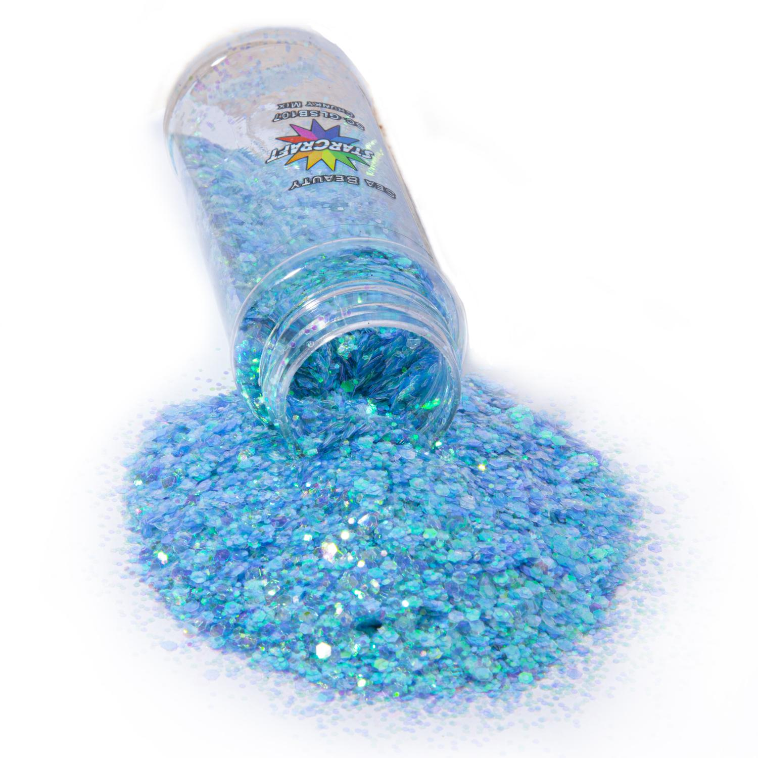 StarCraft Glitter - Chunky - Sea Beauty