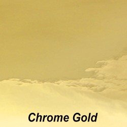 StarCraft Metal - Chrome Gold