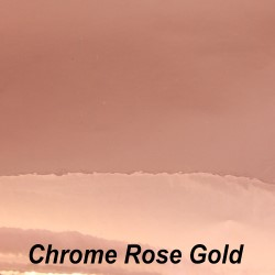 StarCraft Metal - Chrome Rose Gold