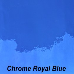 StarCraft Metal - Chrome Royal Blue