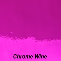 StarCraft Metal - Chrome Wine