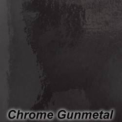 StarCraft Metal - Chrome Gunmetal